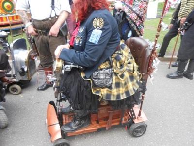 Steampunk event Costume 24