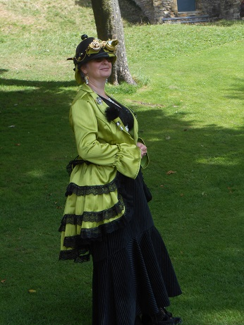 Steampunk event Costume 8
