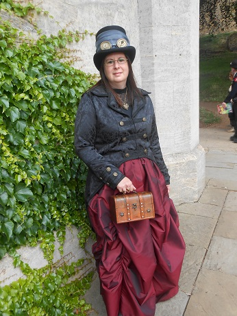 Steampunk event Kerrie 1