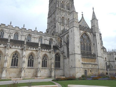 Glos cathedral 1