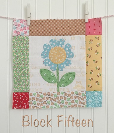Bloom Block fifteen