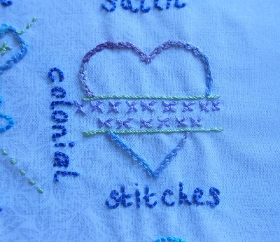 Jenny embroidery stitching 5