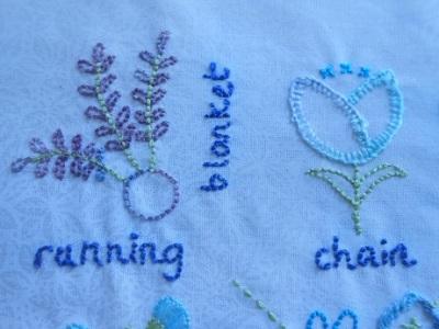 Jenny embroidery stitching 6