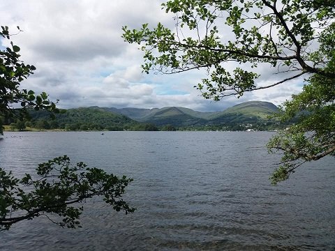 Lake District - camping 1