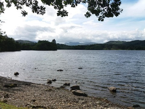 Lake District - camping 2