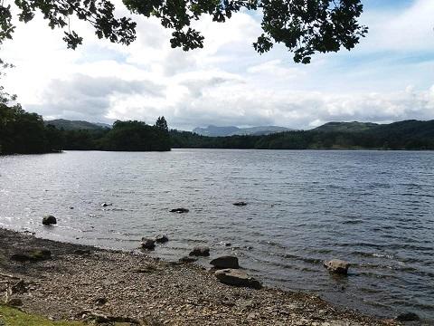 Lake District - camping 2