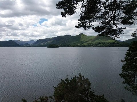 Lake district - Derwent 1