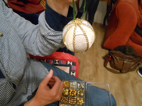 Nov baubles at Janes 2