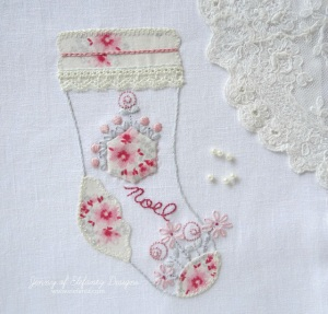 ELEFANTZ stocking noel 1