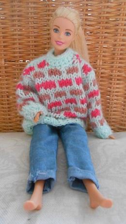 barbie model 1