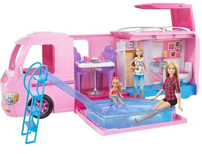 barbie new camper 1