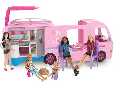 barbie new camper 2