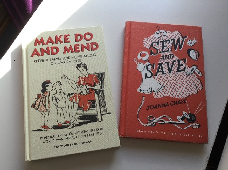 Make do and mend books 1
