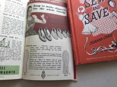 Make do and mend books 2