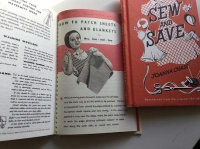 Make do and mend books 3