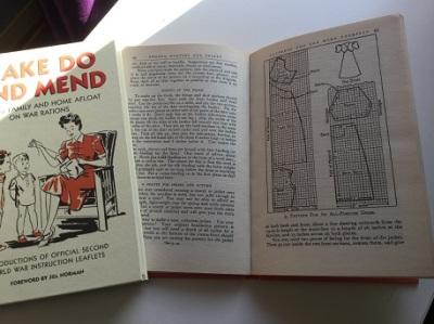 Make do and mend books 6