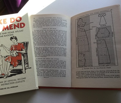 Make do and mend books 6