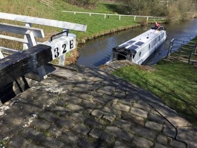Canal walk boat 1