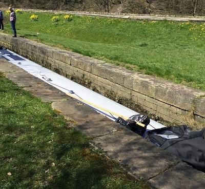 Canal walk boat 2
