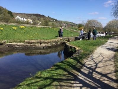Canal walk boat 3