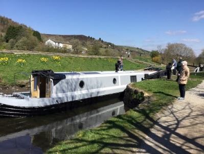 Canal walk boat 4