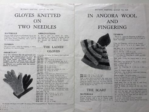 MDaM -knitting pattern 2