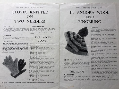 MDaM -knitting pattern 2