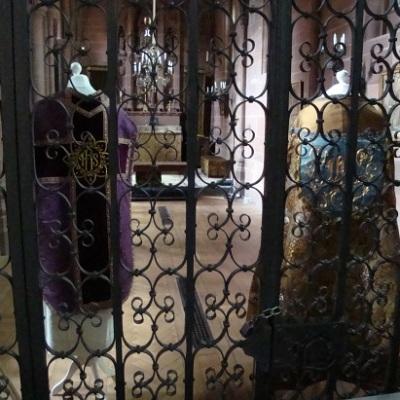 Clumber 13 - chapel