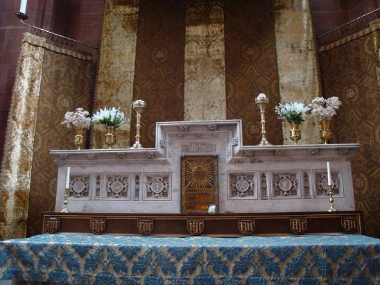 Clumber 16 - chapel