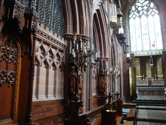 Clumber 3 - chapel