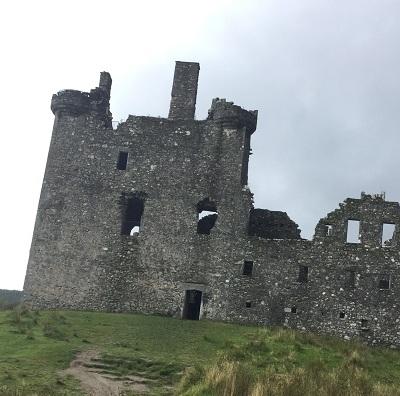 Scotland 1 - Kilchurn 2