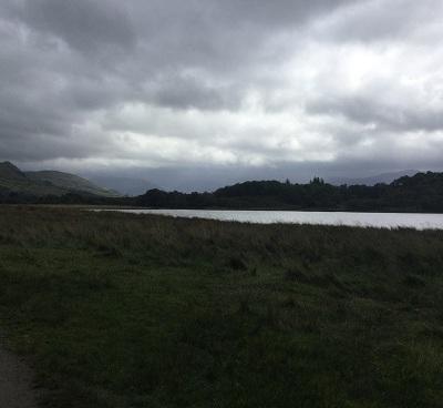 Scotland 1 - Kilchurn 3