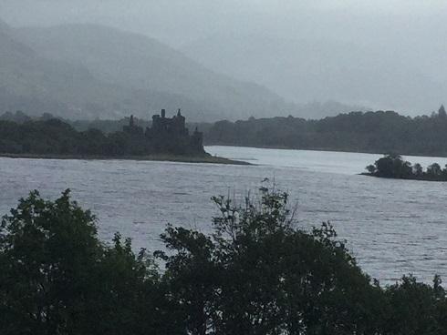 Scotland 1 - Kilchurn 7
