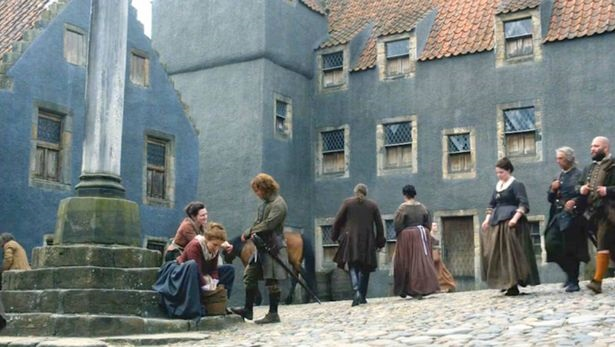 Scotland Culross_outlander