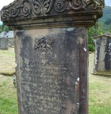 Scotland Lochgoilhead 16