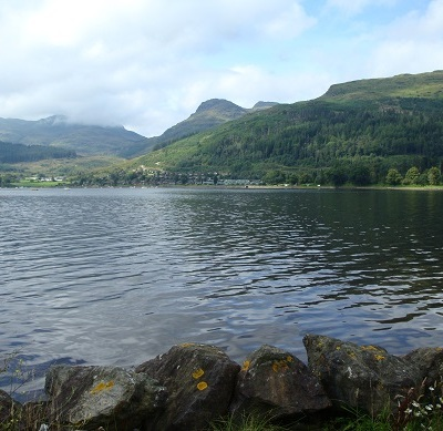 Scotland Lochgoilhead 2