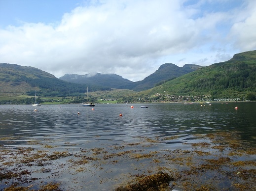 Scotland Lochgoilhead 3