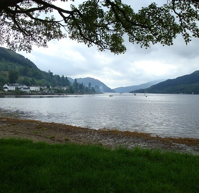 Scotland Lochgoilhead 5