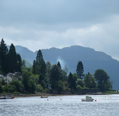 Scotland Lochgoilhead 7
