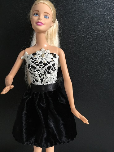 Barbie gowns 3
