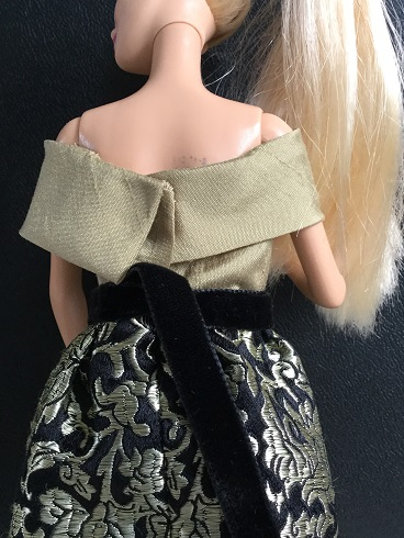 Barbie gowns 6