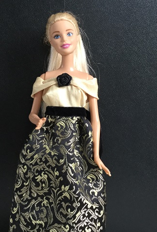 Barbie gowns 9