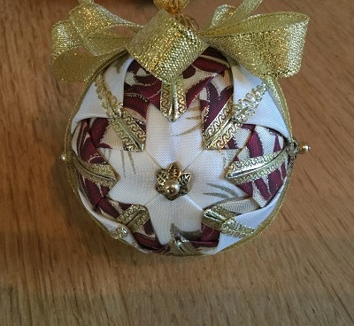 Xmas baubles Nov 12