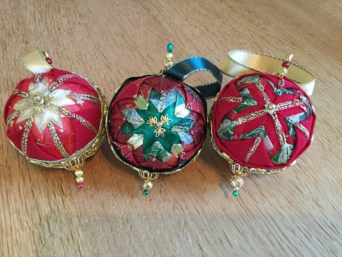 Xmas baubles Nov 4