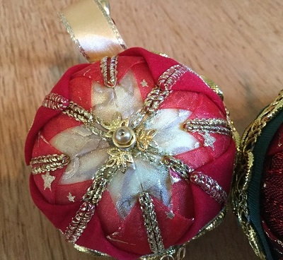 Xmas baubles Nov 6