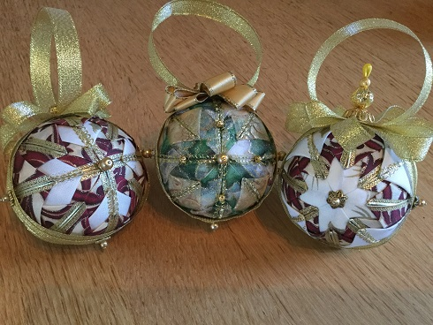 Xmas baubles Nov 9