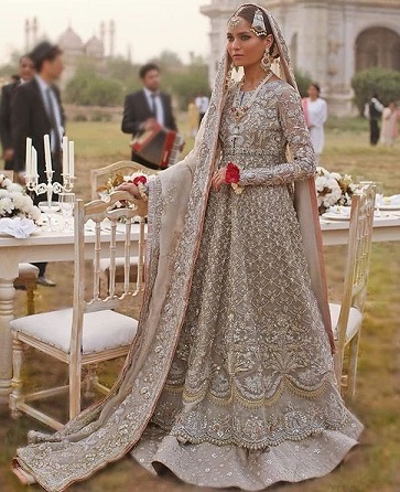 Asain wedding dress 2