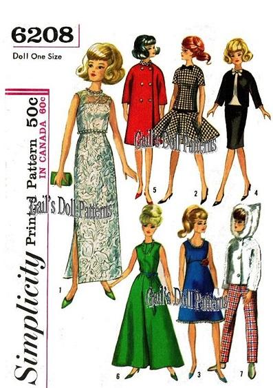 Barbie Patterns 2