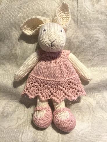 Rosie's rabbit 1
