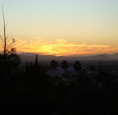 Spain Sunset 2